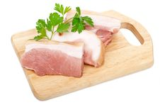 Free Raw Pork Sliced Royalty Free Stock Photography - 20932337