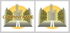 Logo Of Transport Company Stock Photos