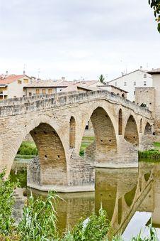 Free Puente La Reina Stock Images - 20933374
