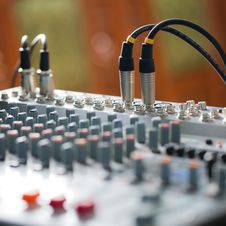 Free Sound Mixer Stock Photo - 20933400