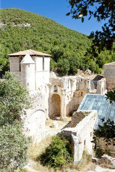 Free San Pedro De Arlanza Monastery Royalty Free Stock Image - 20933406