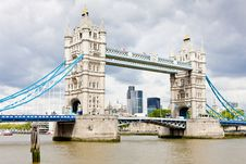 Free Tower Bridge Royalty Free Stock Photography - 20933517