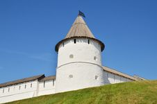 Free Tower Of Kazan Kremlin Royalty Free Stock Photo - 20933835