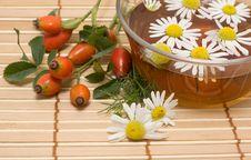 Free Herbal Tea Royalty Free Stock Image - 20934066