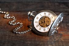 Free Vintage Pocket Watch Royalty Free Stock Image - 20934506