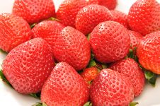 Free Strawberry Royalty Free Stock Photos - 20935348
