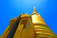Free Thai Temples, Wat Phra Kaew Stock Photo - 20936250