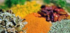 Free Spices Royalty Free Stock Image - 20936646