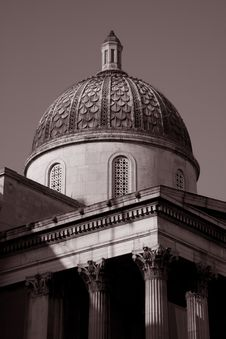 Free National Gallery, London Stock Photography - 20936792