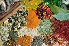 Free Spices Stock Images - 20937184