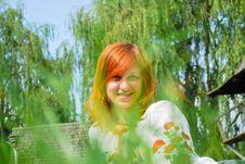 Free Ukrainian Girl In National Clothes Stock Photos - 20937863