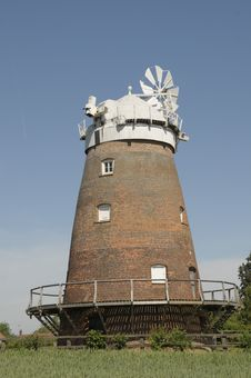 Free Thaxted Windmill Royalty Free Stock Photo - 20938245