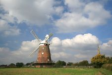 Free Thaxted Windmill Royalty Free Stock Images - 20938629