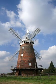 Free Thaxted Windmill Royalty Free Stock Image - 20938646