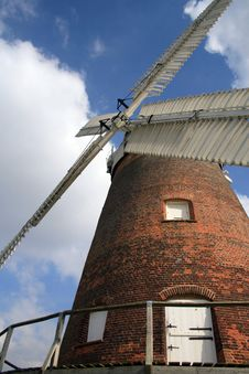 Free Thaxted Windmill Royalty Free Stock Photos - 20938668