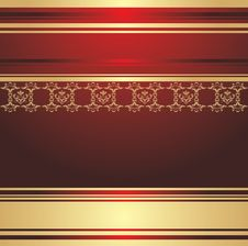 Free Abstract Decorative Background For Wrapping Royalty Free Stock Image - 20938876