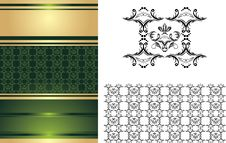 Free Decorative Background For Holiday Wrapping Royalty Free Stock Image - 20938886