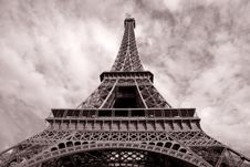 Free Eiffel Tower, Paris Stock Photo - 20939880