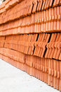 Free Stack Of Ceramic Roof Tiles Stock Image - 20947801