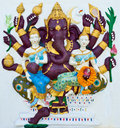 Free Indian Or Hindu Ganesha God Named Maha Ganapati Stock Images - 20947904