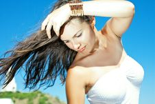 Free Sexy Beautiful Girl Royalty Free Stock Photo - 20941785