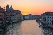 Free Grand Canal Venice Stock Photos - 20941933