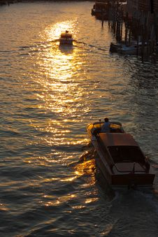 Free Grand Canal Venice Stock Photography - 20941962