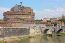 Free Castel Sant Angelo Stock Image - 20942031