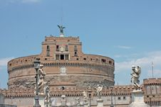Free Castel Sant Angelo Stock Photography - 20942072