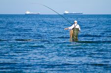 Free Fishing Royalty Free Stock Image - 20942556