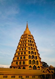 Free Historic Golden Pagoda Stock Images - 20942854