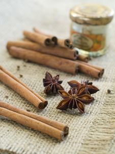 Free Spices Royalty Free Stock Photo - 20943405