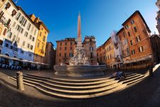 Free Square Pantheon Royalty Free Stock Photos - 20944638