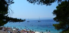 Free Spectacular Bol, Island Of Brac, Croatia Royalty Free Stock Photography - 20944877