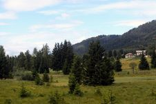 Free Alpine Landscape Stock Photo - 20945030