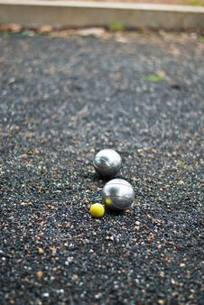 Free Petanque Stock Images - 20945264