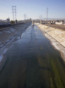 Free Los Angeles River Stock Image - 20946851