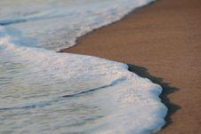 Free Beach Foam Stock Photo - 20946920