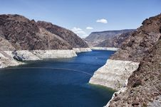 Free Hoover Dam Lake Mead Stock Photo - 20946990