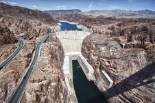 Free Hoover Dam Stock Images - 20947034