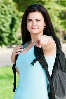Free Female Student Royalty Free Stock Photography - 20947047