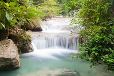 Free Waterfall In Thailand Royalty Free Stock Photography - 20947397