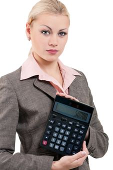 Free Young Businesswoman Stock Photography - 20947432