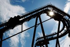Free Roller Coaster Stock Images - 20948104