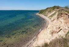 Free Beautiful Coast Seascape Denmark Stock Photo - 20948560