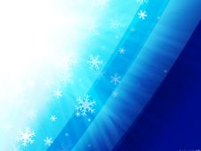 Free Snow Light Stock Photography - 20949642