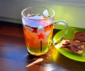 Free Sunny Tea Cup Stock Photography - 20951542