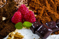 Free Chocolate And Kaffe Royalty Free Stock Image - 20956536