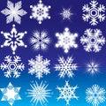 Free Snowflakes Stock Photos - 20959323