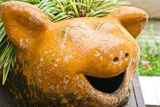 Free Pot Pig Smile Stock Image - 20950081